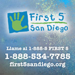 first 5 san diego