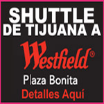 shuttle to westfield plaza bonita